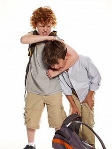 Agresividad y bullying
