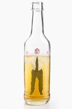 La psicosis alcohólica cuando surge