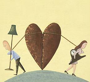 ruptura relación de pareja